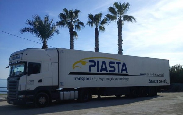 Piasta Transport