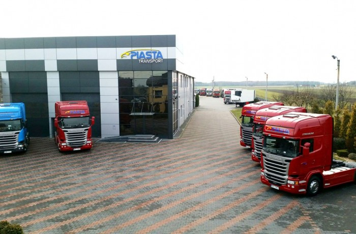 Piasta Transport